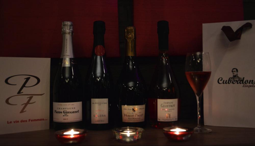 Notre comptoir du champagne r f rences - Saignee a domicile ...