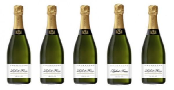 notre comptoir du champagne belgique promo avril 2016 Champagne Laherte Frères Grand Cru blanc de blancs brut nature
