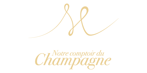 Notre comptoir du champagne